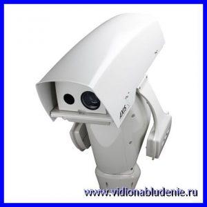 Видеонаблюдение через Интернет при помощи видеокамеры Axis